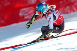 Mikaela Shiffrin wins Super-G in Cortina
