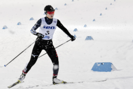 Mizayaki becomes nordic-combined champion