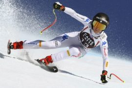 Sofia Goggia wins downhill amidst time-keeping issues