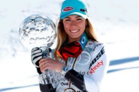 Mikaela Shiffrin reels in her 60th World Cup Win
