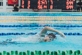 How to use Video Analysis to improve swimming performance