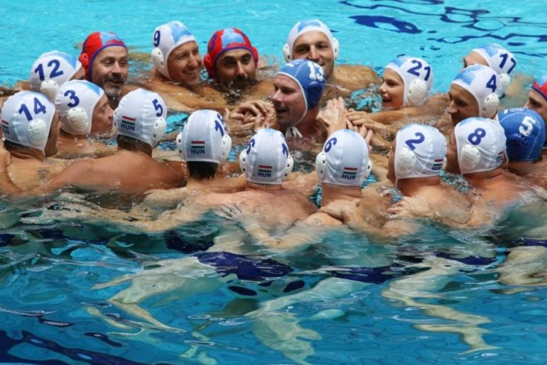 Hungary wins gold at Men's World League Europa Cup Final